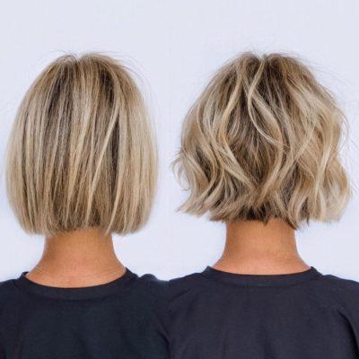 jak ostrzyc peruke blond